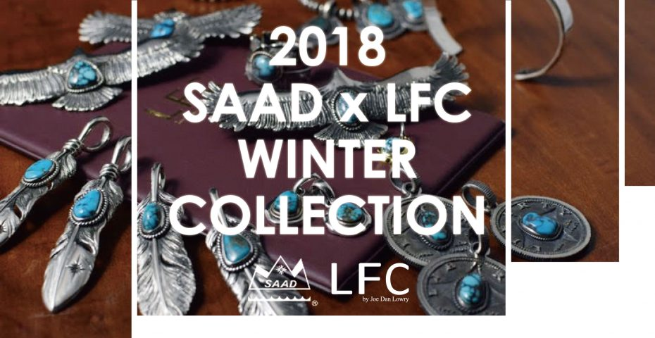 2018 SAAD x LFC WINTER COLLECTION